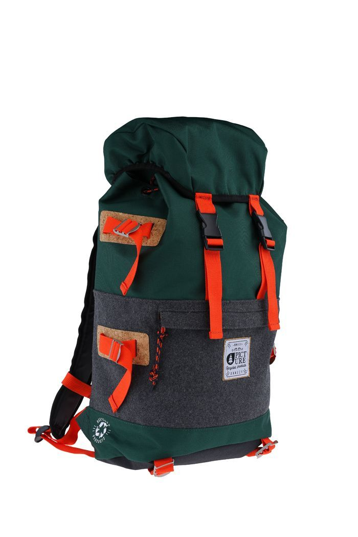 49022a3b801c BILLABONG рюкзак ALL DAY PACK (SS18) (GREY HEATHER). Все самое ...