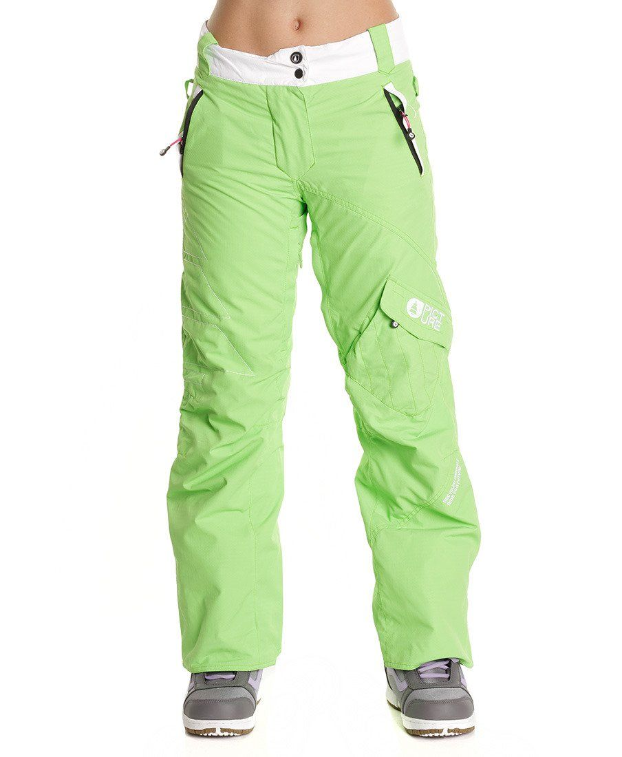 Брюки Picture Organic женские Leader 2 pant Green