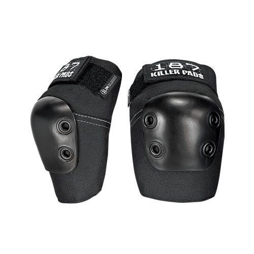 Защита локтей 187 Killer Pads Slim Elbow Black