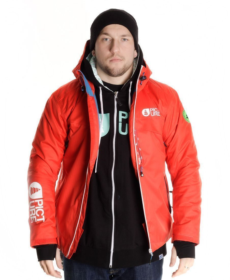 Куртка Picture Organic bioceramic Profile 2 jkt Red