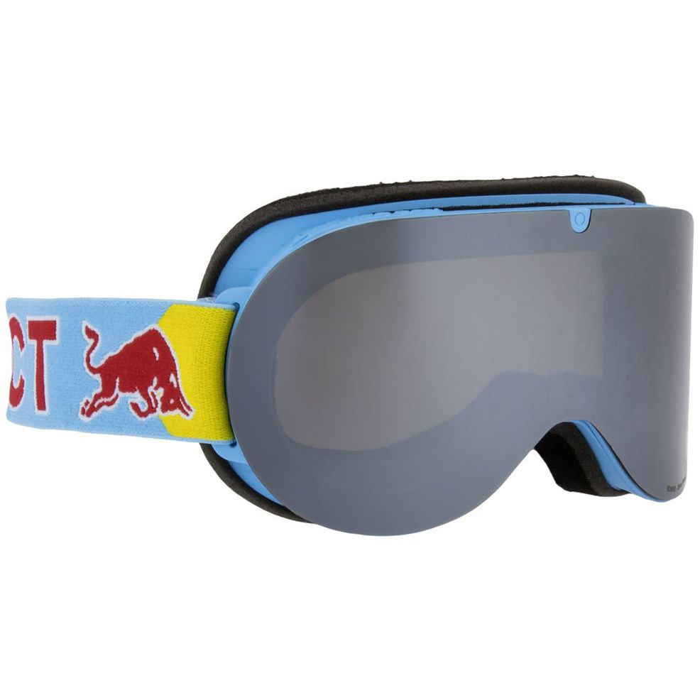SPECT маска RED BULL BONNIE (FW20) (MATT LIGHT BLUE – BRIGHT BLUE HEADBAND)