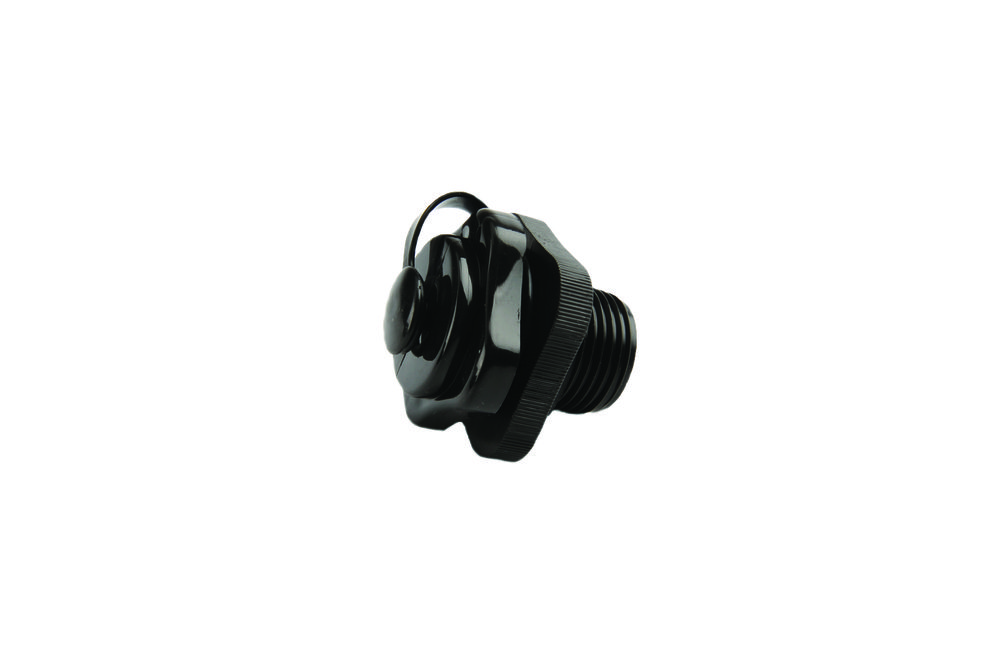 Клапан Straight Line для баллонов Boston Valves Black (BLK) S18