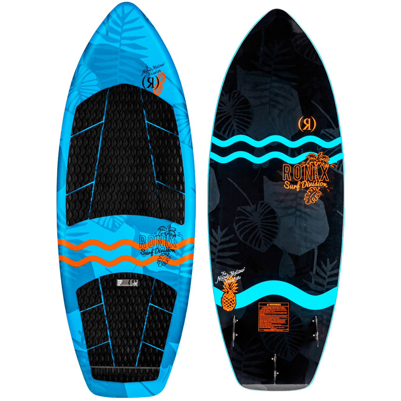 "RONIX серфборд MARSH ""MELLOW"" THRASHER (SS20) (TROPICAL BLUE)"