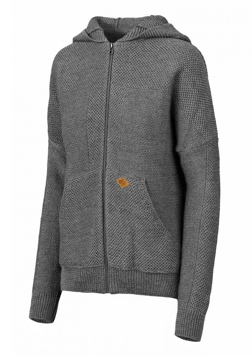 Свитер женский Picture Organic PILOW Hoody A Grey