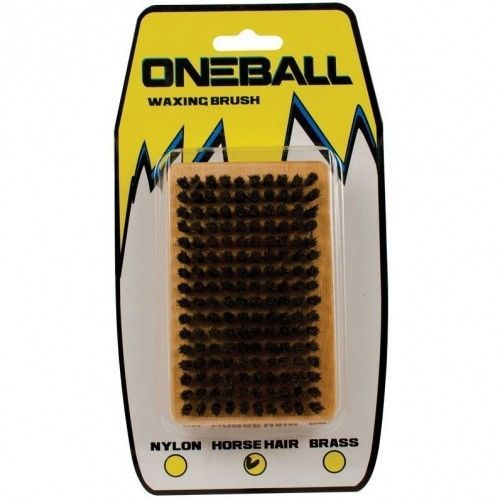 "ONEBALL щетка BRUSH - HORSE HAIR 3""x5"" (A/S) (ASSORTED)"
