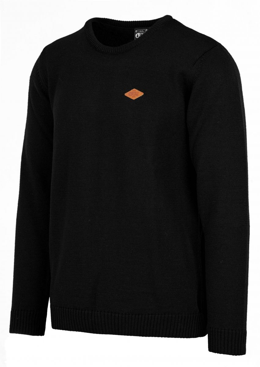 Свитер Picture Organic KNITTER C Black
