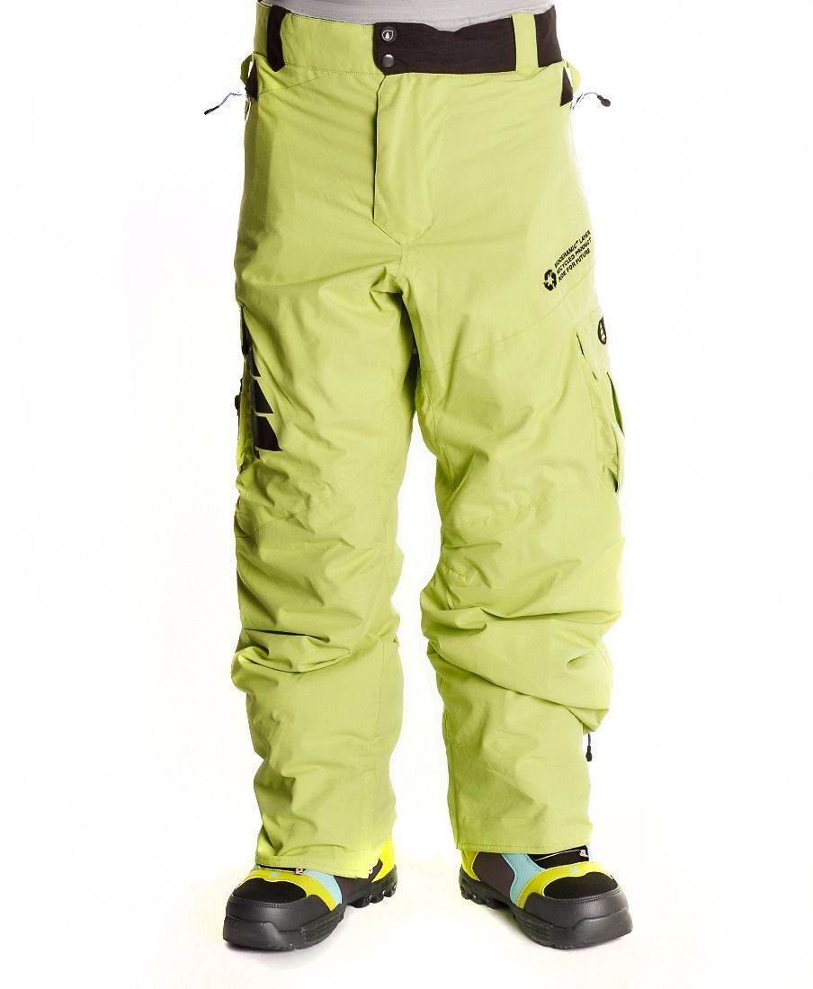 Брюки Picture Organic men pant Respect green