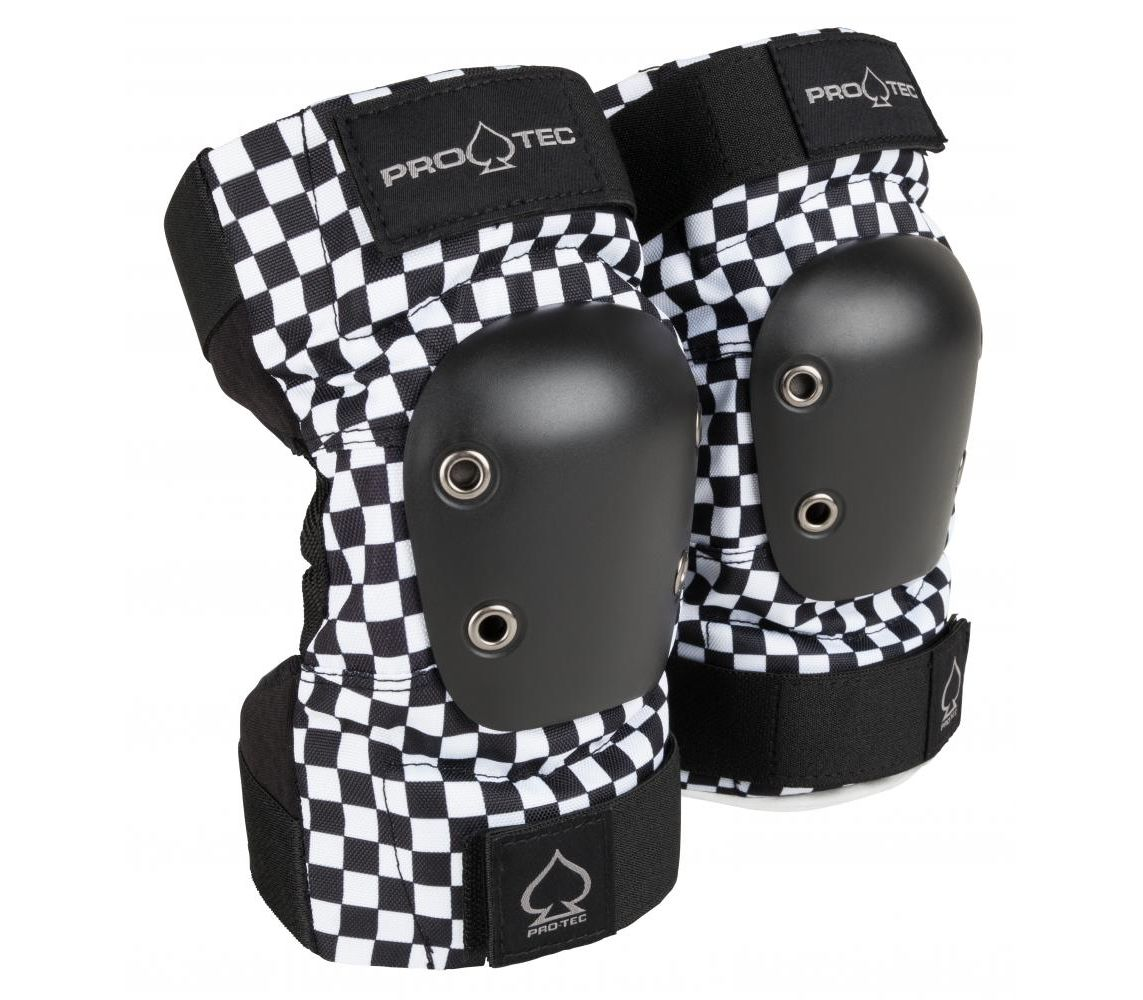 Защита локтей Pro-Tec Street Elbow Pad Black Checker