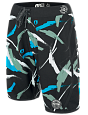 Шорты (борд) Picture Organic NEO 20 BOARDSHORTS A Abstral